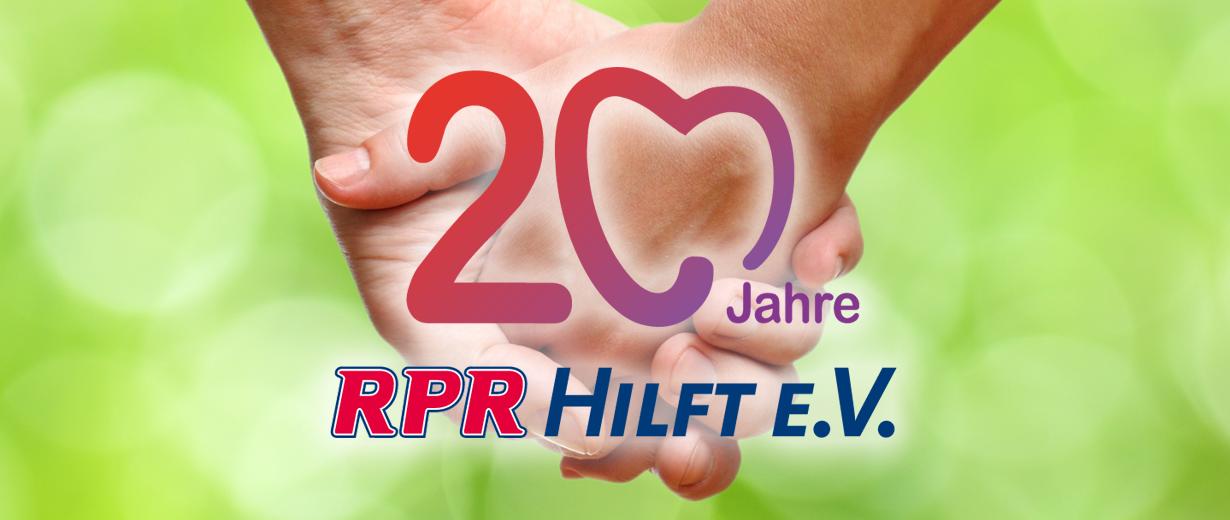 Wir wollen Menschen helfen RPR Hilft e.V.